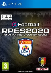 RPES2020 PS4 - Liga I în eFootball Pro Evolution Soccer 2020