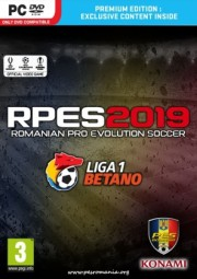 RPES2019 PC - Liga I în Pro Evolution Soccer 2019