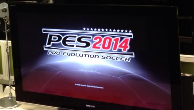 PES 2014 PC - Un nou clip video și 2 noi poze!