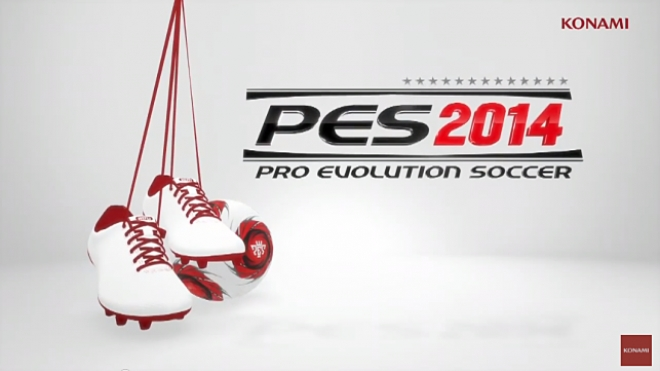 PES 2014 - Training Mode și un spot publicitar!